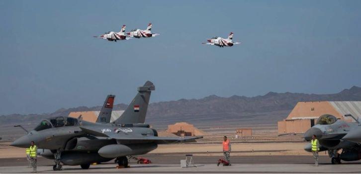 Египет открыл крупнейшую на Ближнем Востоке военную базу