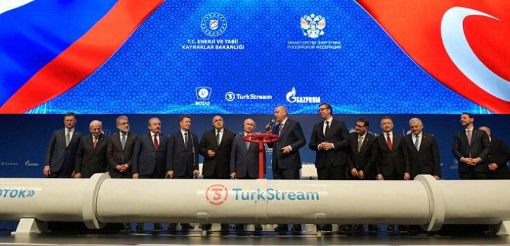 «Турецкий поток». Россия наказала рублем сама себя