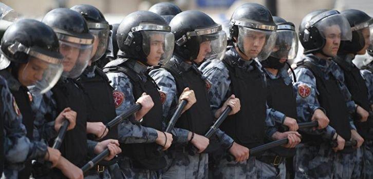 В Москве возросло количество протестов