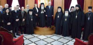 Греція єдина у підтримці Вселенського Патріархату