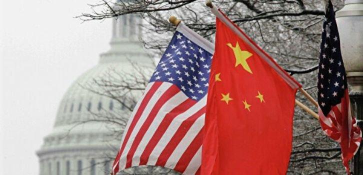 США и Китай «подружились» против России