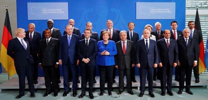 Конференция по Ливии - появились подробности проекта коммюнике