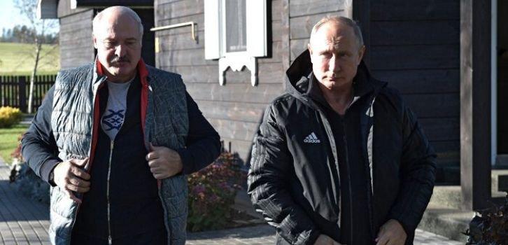 Путин и Лукашенко воюют за нефть