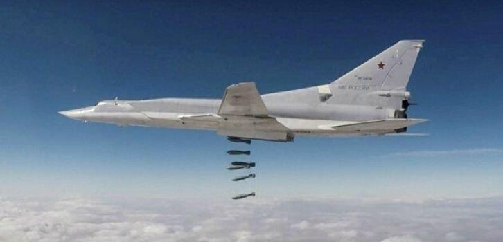 Российская авиация продолжает убивать мирных жителей в Сирии
