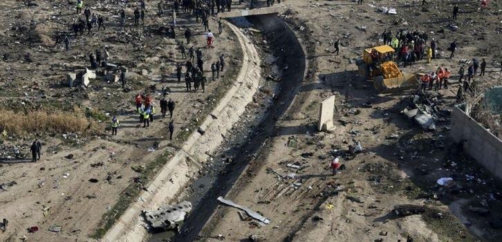 Самолет МАУ в Иране сбили две ракеты российского производства – источник CNN в разведке