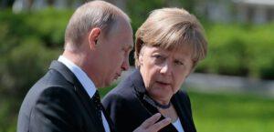 Меркель выслушала фантазии Путина о Донбассе