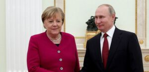 Германия пытается наладить диалог с Россией