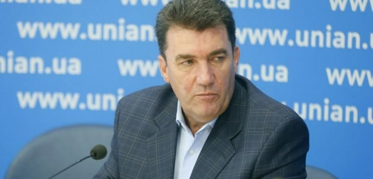 В 5:47 я проинформировал президента Украины СВР о падении украинского самолета в Иране, – Данилов
