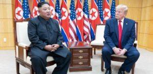 США планирую возобновить переговоры с КНДР