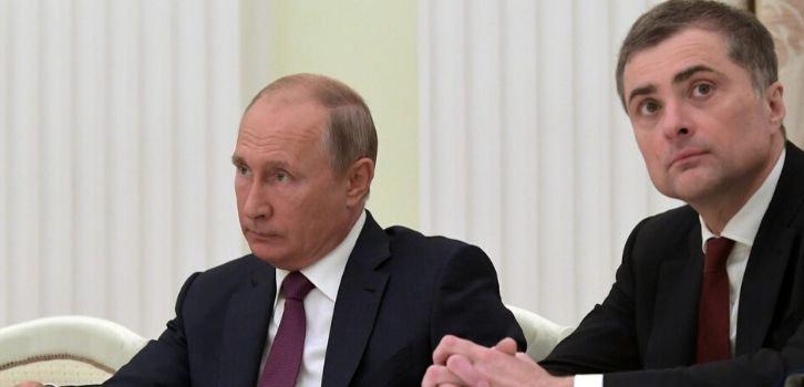 Недоотставка. Почему Путин не сдаст Суркова в утиль
