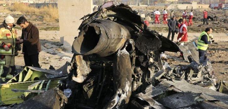 Британія підтримує версію, що іранська ракета збила літак МАУ