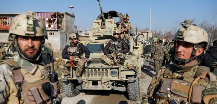 Уничтожен один из главарей «Талибана» в ходе рейда ВВС Афганистана