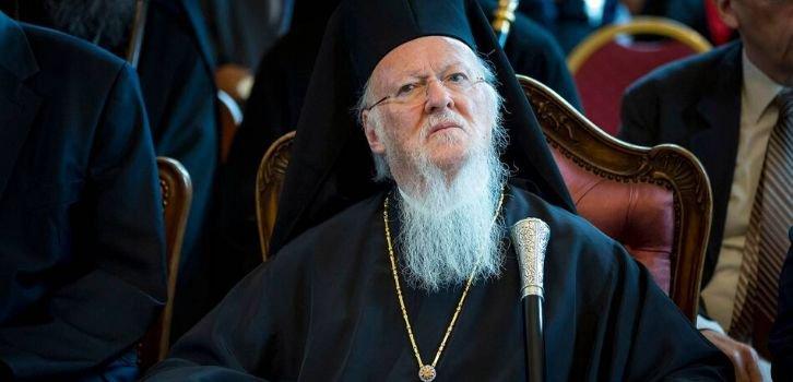 Варфоломій виступив проти неканонічної ініціативи собору в Йордані