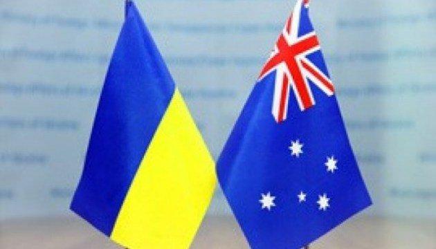 Australia-Ukraine New Inspiration for Closer Partnership