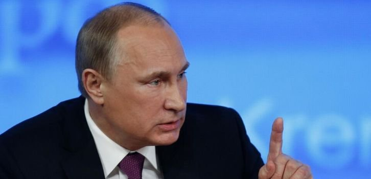 Потуги Путина: чебуречная «Ялта-2». Влажные мечты стареющего диктатора