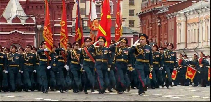 75-я годовщина Великой победы в РФ: мировые лидеры и туристы ЛДНР