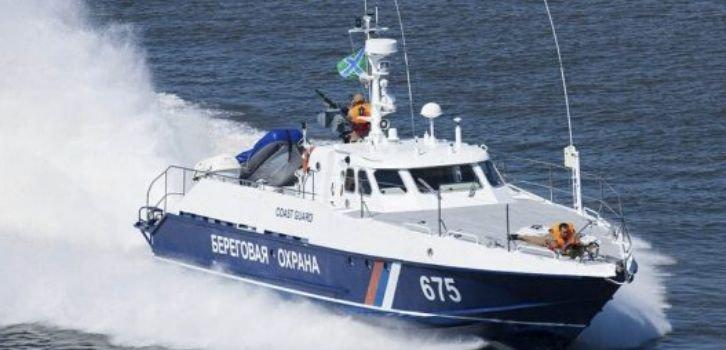 Пираты из ФСБ захватили украинское судно в Азовском море