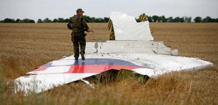 РосСМИ распространили фейк, что в районе крушения MH17 не было ни одного Бука