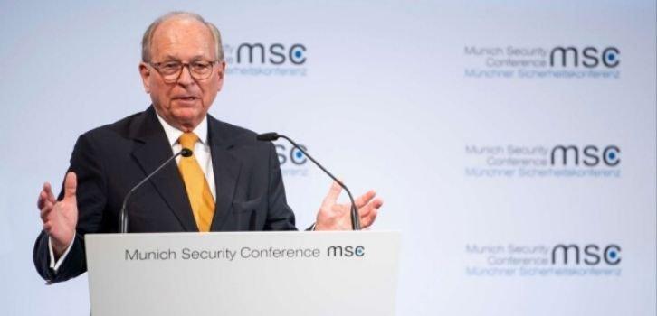 Глава Мюнхенської конференції попав під приціл сайту «Миротворець»