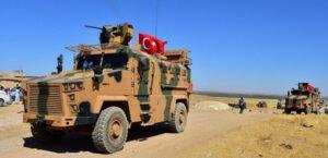 Турция несет потери в Сирии и заявляет о десятках убитых в ответ
