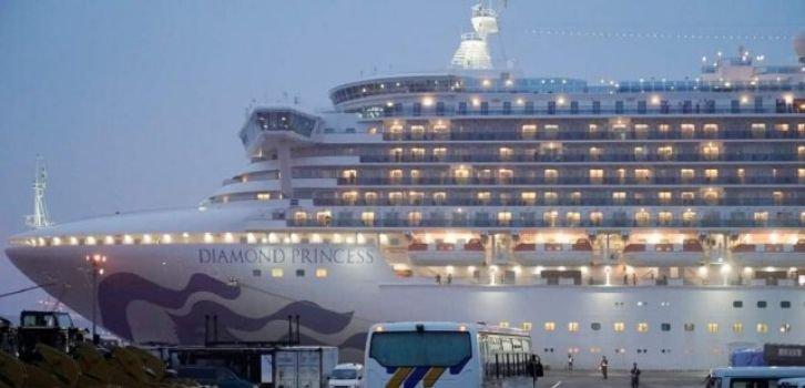 В РФ силовики оцепили больницу с пассажирами лайнера Diamond Princess