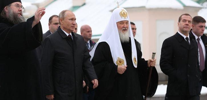 РПЦ vs ПЦУ : в поисках «православия с человеческим лицом»