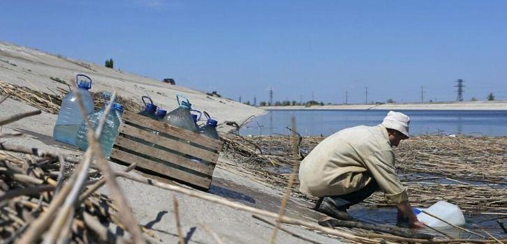 Еще раз на тему поставок воды в Крым – мнение