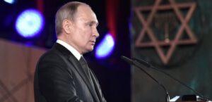 Путин поставил под удар репутацию мемориала Яд ва-Шем