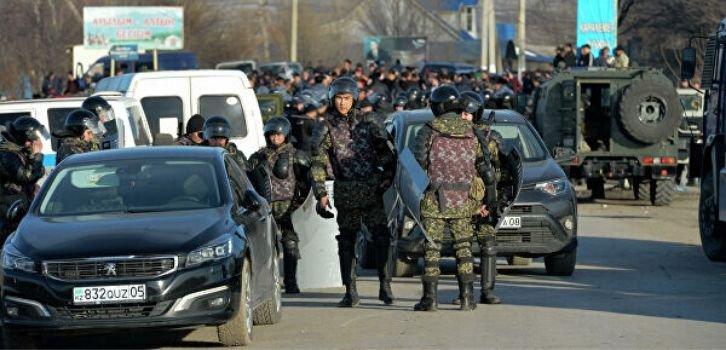 Беспорядки в Казахстане – между Китаем и ИГИЛ