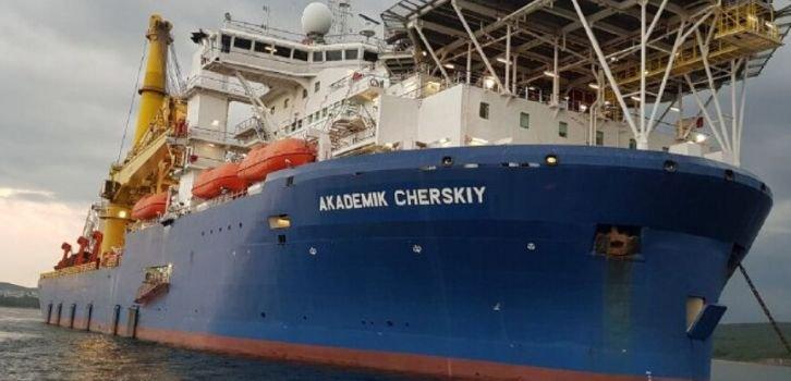 РФ пытается создать впечатление работы иностранных судов на Северном потоке-2