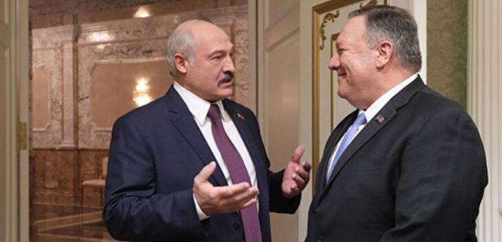 Что пишут американские СМИ о переговорах Помпео с Лукашенко