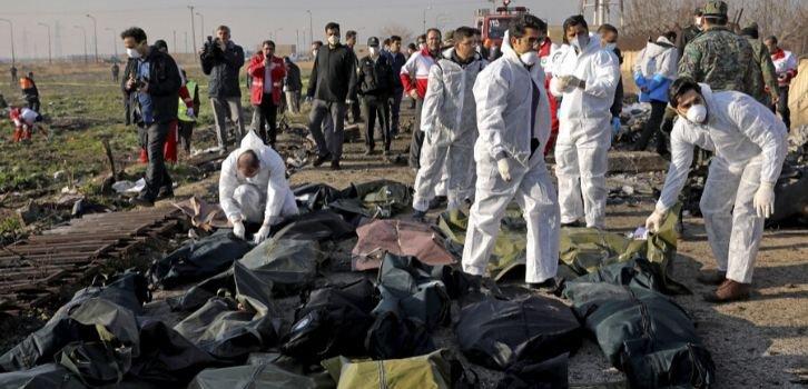 Новые обстоятельства в деле об уничтожении самолета MАУ в Иране