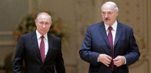Кремль начал подготовку к реализации украинского сценария в Беларуси