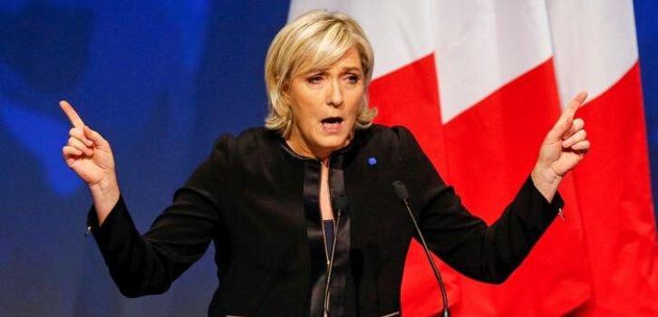 Ле Пен просить грошей у французів