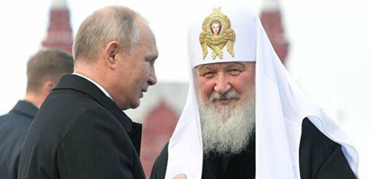 Путін не вірить в скрепу Кіріла, – релігієзнавець