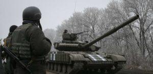 Штурм позиций ВСУ российскими боевиками был подготовленным