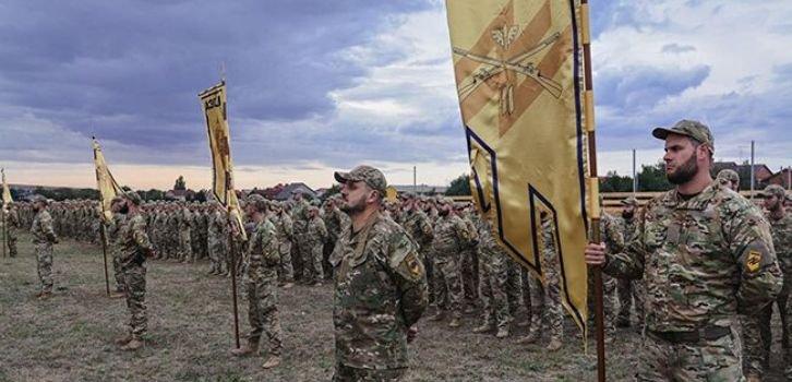 """Опублікувана стаття із запереченням терористичної природи """"Азову"""" - Atlantic Council"""