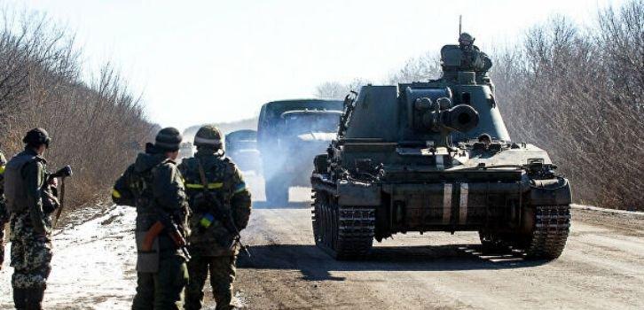 МИД Украины заявил об эскалации конфликта на Донбассе