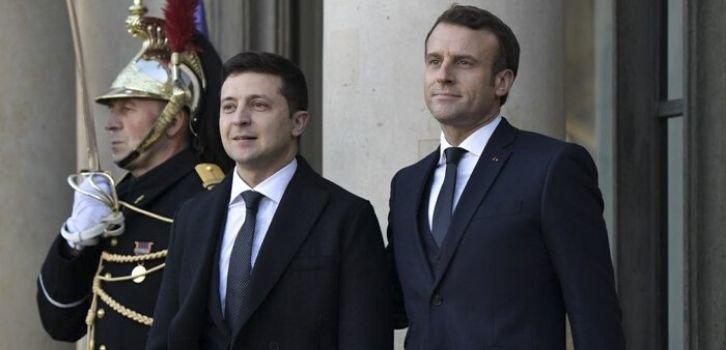 Французский взгляд на Украину. Отказ от Минска-3, арифметика Дебальцево, гуманитарка вместо войны, менуэт с Путиным