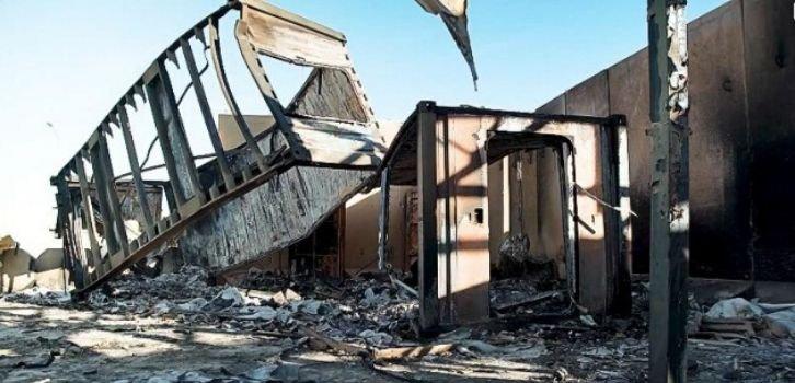 Внаслідок ракетного удару Ірану по іракській базі США поранено близько 100 осіб