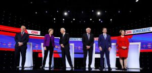 Democratic Field Still Without a Clear Leader