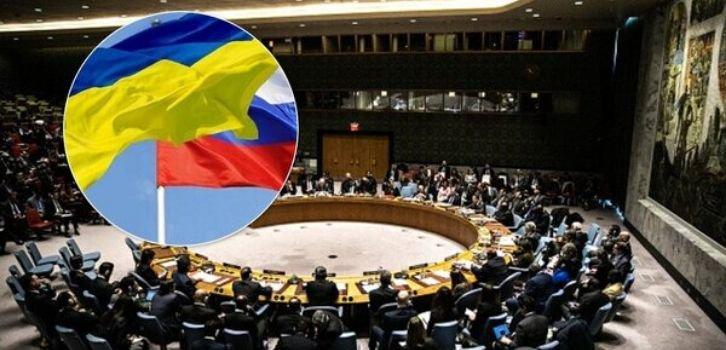 Провал России на Совбезе ООН по Украине