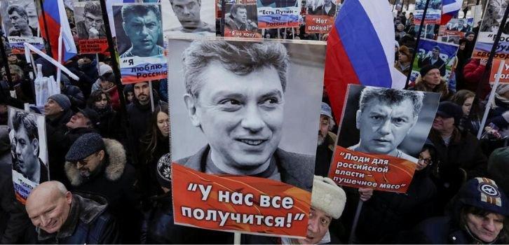 Политковская, Литвиненко, Немцов… Кто следующий?