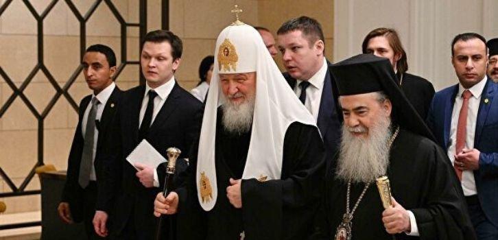 Марионетки РПЦ вынуждены оправдываться из-за поражения в Аммане