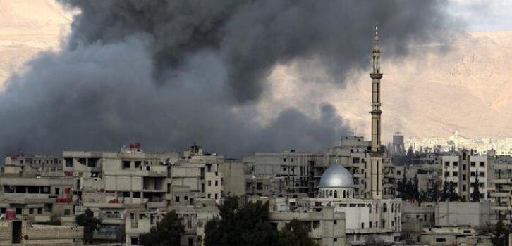 Кількість жертв авіаударів РФ у Сирії сягнула щонайменше 20 цивільних осіб