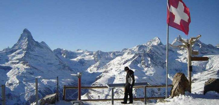Наемник Кремля путешествовал по швейцарской визе