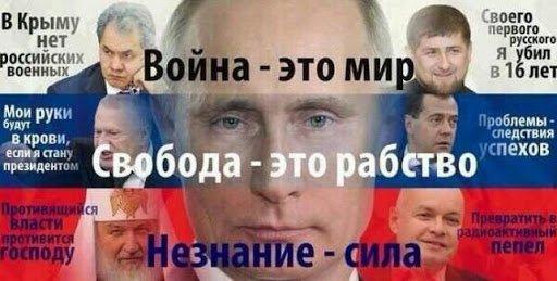 «Незнание сила» – как основа идеологии современной России
