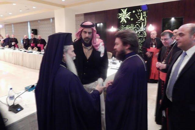 Чому Йорданський принц Газі підтримує збіговисько в Аммані