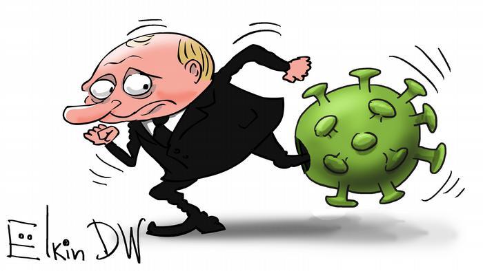 Эпидемия и нефтяной шок избивают элиту РФ