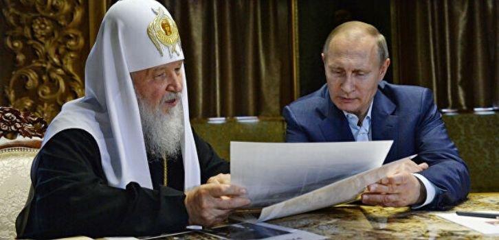 «Четверту добу полихають страніци»: Чому правда так пече РПЦ-ФСБ та їх посіпакам
